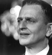 Olof Palme. Jan Collsiöö / TT NYHETSBYRÅN