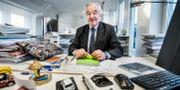 Creades ägare finansmannen Sven Hagströmer. Magnus Hjalmarson Neideman/SvD/TT / TT NYHETSBYRÅN