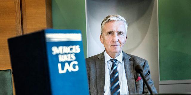 Fredrik Wersäll Tomas Oneborg/SvD/TT / TT NYHETSBYRÅN