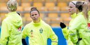 Jessica Samuelsson.  Adam Ihse/TT / TT NYHETSBYRÅN