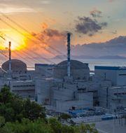 Kärnkraftverket i Taishan  EDF