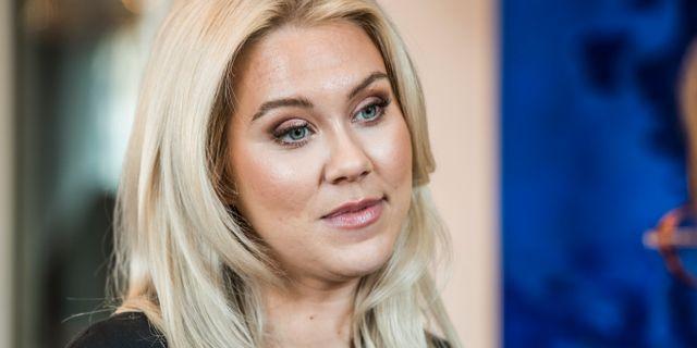 Isabella Löwengrip. Arkivbild. Lars Pehrson/SvD/TT / TT NYHETSBYRÅN