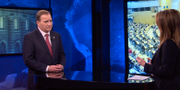 Statsminister Stefan Löfven gästar Aktuellt  SVT