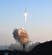 Raketuppskjutningen / Moon Jae-In. TT