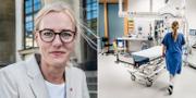 oppositionsregionrådet Erika Ullberg (S) TT
