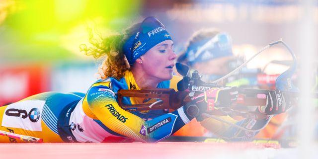 Maria Öberg. JOHAN AXELSSON / BILDBYRÅN