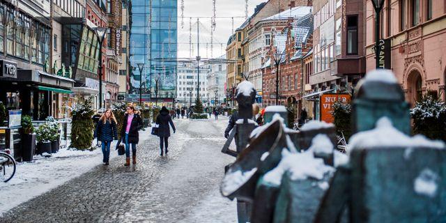 Malmö. Emil Langvad/TT / TT NYHETSBYRÅN