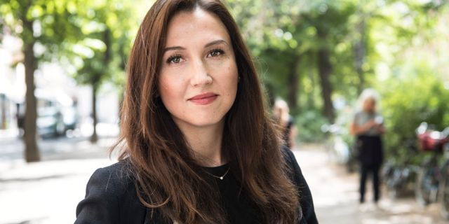 Aida Hadzialic. Lars Pehrson/SvD/TT / TT NYHETSBYRÅN