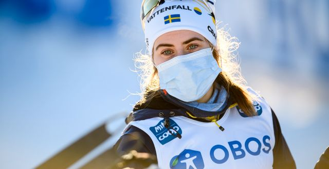 Ebba Andersson. SIMON HASTEGÅRD / BILDBYRÅN