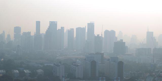 Bangkok. JORGE SILVA / TT NYHETSBYRÅN