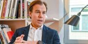 Karl-Johan Persson.  Jonas Ekströmer/TT / TT NYHETSBYRÅN