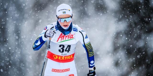 Stina Nilsson.  CARL SANDIN / BILDBYRÅN