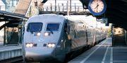Mannen fick lämna tåget på stationen i Lund. Johan Nilsson/TT / TT NYHETSBYRÅN
