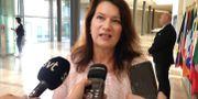 Ann Linde (S). Wiktor Nummelin/TT / TT NYHETSBYRÅN