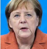 Tyskland förbundskansler Angela Merkel. TT