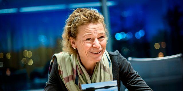 Postnords vd Annemarie Gardshol Pontus Lundahl/TT / TT NYHETSBYRÅN