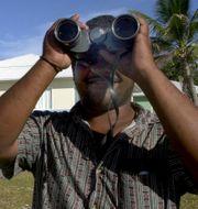 Arkivbild, boende på ön Nauru RICK RYCROFT / TT / NTB Scanpix