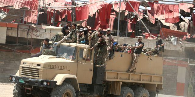 Irak smugglar ut olja