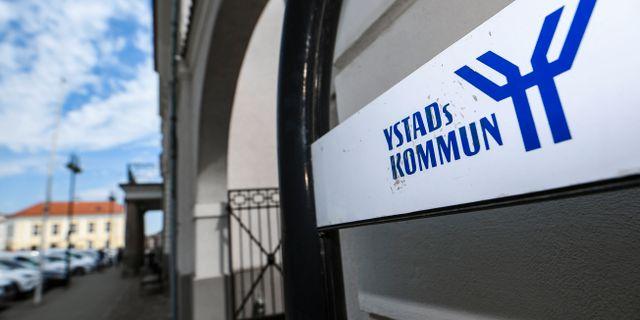 Ystad kommun, arkivbild. Johan Nilsson/TT / TT NYHETSBYRÅN