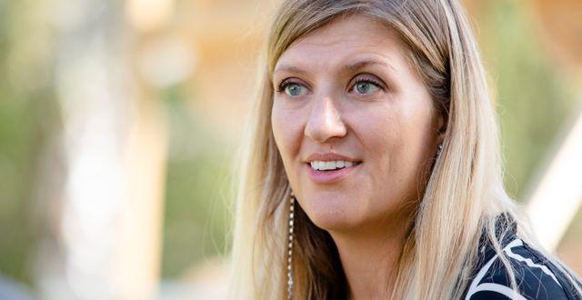 Beatrice Fihn Audun Braastad / TT NYHETSBYRÅN