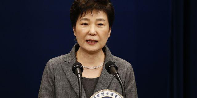 Ex president nekar till korruption
