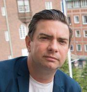 Jimmy Jansson (S), kommunalråd i Eskilstuna. Fredrik Sandberg/TT / TT NYHETSBYRÅN
