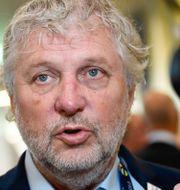 Peter Eriksson (MP).  Stina Stjernkvist/TT / TT NYHETSBYRÅN