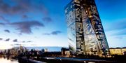 Illustrationsbild: ECB:s huvudkontor. Michael Probst / TT NYHETSBYRÅN