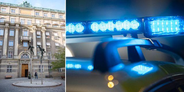 Åklagarmyndigheten/illustrationsbild.  TT