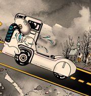 Illustration by Brian Blomerth