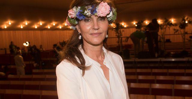 Anna Throne-Holst sommarpratade 2018. Fredrik Sandberg/TT / TT NYHETSBYRÅN
