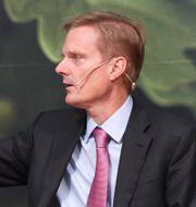 Arkivbild: Swedbanks vd Jens Henriksson.  Fredrik Sandberg/TT / TT NYHETSBYRÅN