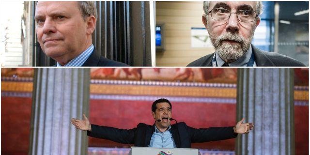 Veteranens straffmiss kunde ha gett grekland segern