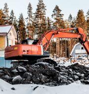 Arkivbild: Bostadsbyggande i Skellefteå Tomas Oneborg/SvD/TT / TT NYHETSBYRÅN