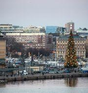 Arkivbild: Vy över Skeppsbron i Stockholm. Christine Olsson/TT / TT NYHETSBYRÅN