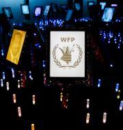 Fredspristagaren presenterades i Oslo.  Vidar Ruud / TT NYHETSBYRÅN
