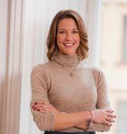 MTG:s koncernchef Maria Redin.  Pressbild: MTG/Hans Berggren