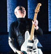 Billy Corgan.  TT