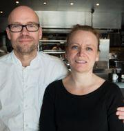En av vinnarna, Agneta Green på Oaxen Krog & Slip. Lars Pehrson / SvD / TT / TT NYHETSBYRÅN
