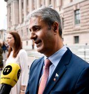 Ali Lorestani/TT / TT NYHETSBYRÅN