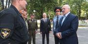 Aleksandr Lukasjenko. Nikolai Petrov / TT NYHETSBYRÅN