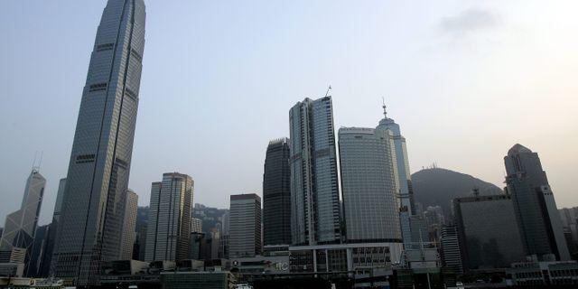 Hongkong. Anders Wiklund / TT / TT NYHETSBYRÅN