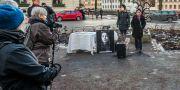 Fadimedagarna arrangeras 18 januari till 21 februari i hela Sverige och inleddes med en minnesceremoni i Uppsala för Fadime Sahindal, som mördades för 15 år sedan. Staffan Claesson/TT / TT NYHETSBYRÅN