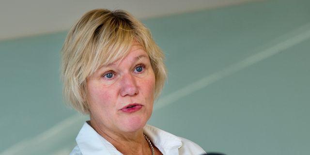 Ann-Marie Begler. JONAS EKSTRÖMER / TT / TT NYHETSBYRÅN