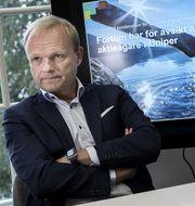 Fortums vd Pekka Lundmark. Arkivbild. TT