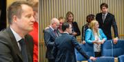 Anders Ygeman/Sverigedemokratiska riksdagsledamöter 2014 TT