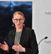 Emma Spak, SKR. Jonas Ekströmer/TT / TT NYHETSBYRÅN