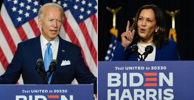 Joe Biden/Kamala Harris. TT