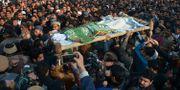 7-åriga Zainab Ansari begravs. Qazi Mehmood / TT / NTB Scanpix