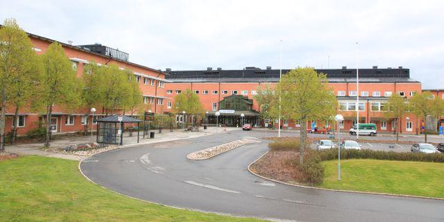 Vrinnevisjukhuset. Arkivbild. Wikimedia